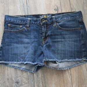 Lucky Brand Riley Jean Shorts Size 6/28